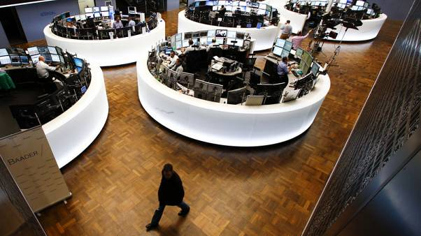 Euro insurers switch negative yields for emerging debt