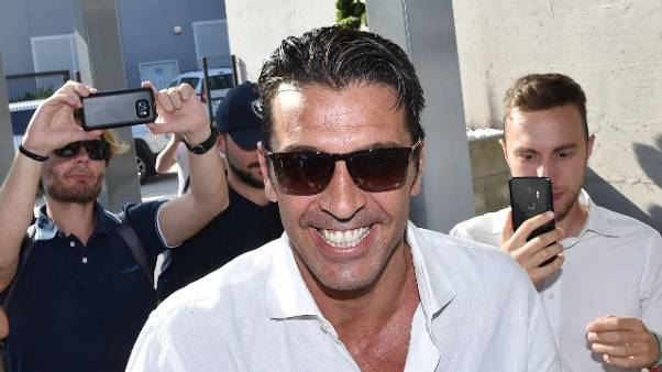 Juve: Buffon, subito ritrovato feeling
