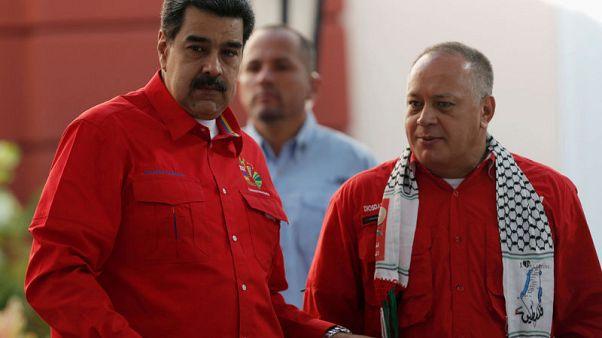 Venezuela pro-government legislature holds session, may disband congress
