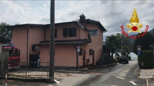Maltempo, ingenti danni nel Varesotto