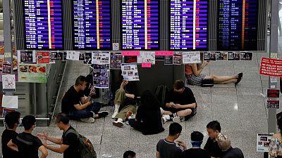 إدارة الطيران الصينية تسعى لتجنب اضطراب الرحلات إلى هونج كونج