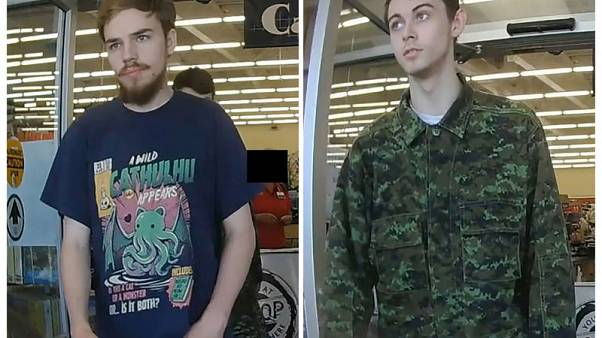 Canadian fugitives suspected in three murders die by suicide - police
