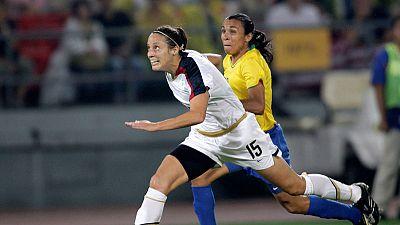 Soccer: Markgraf named general manager of U.S. women's team