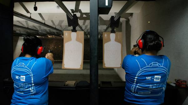 Targeted in Walmart attack, Hispanics in El Paso flock to firearms classes