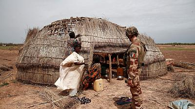 French troops in Mali anti-jihadist campaign mired in mud and mistrust
