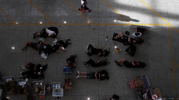 مطار هونج كونج: نأمل في استئناف الخدمات لكن رصدنا خططا لمزيد من الاحتجاجات