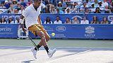 Tennis: Cincinnati, forfait Fognini