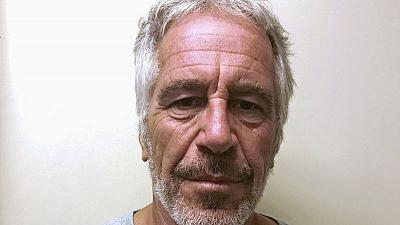 Warden at New York jail where financier Epstein died is removed