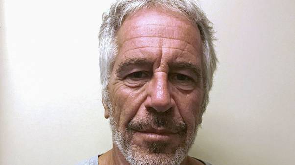 Warden at New York jail where financier Epstein died is removed