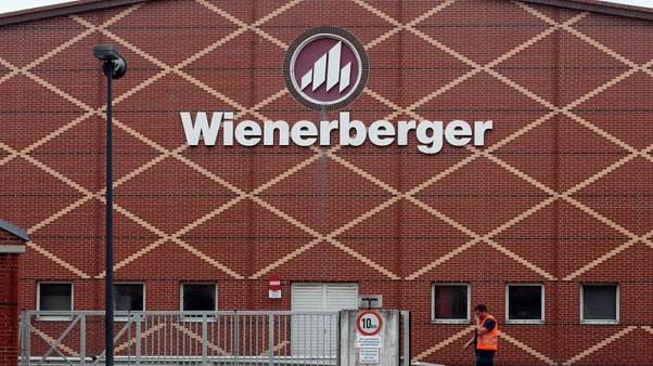 Wienerberger upbeat on full-year, sees strong demand in Britain