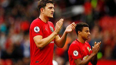 Manchester United's Maguire can match Van Dijk's success, says Evans