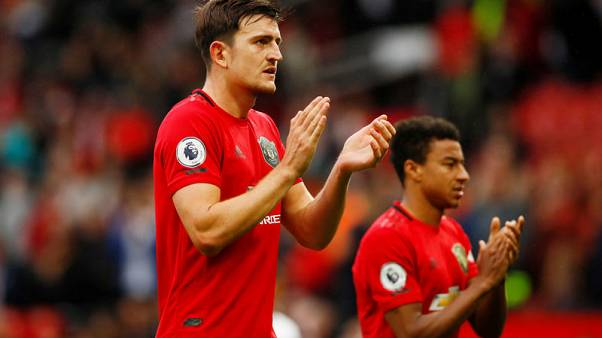Manchester United's Maguire can match Van Dijk's success, says Evans