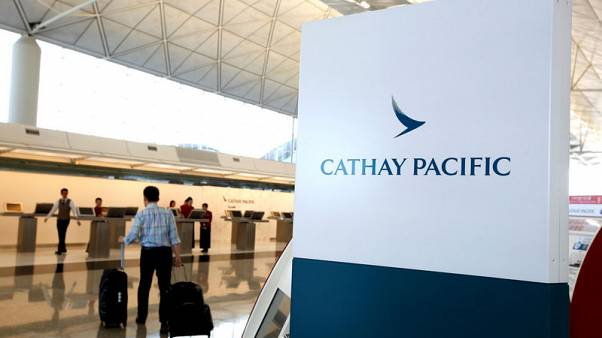 Cathay suspends second pilot, cites misuse of company information