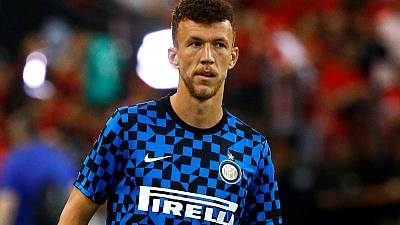Bayern sign winger Perisic on from Inter Milan