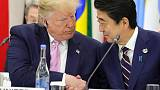 U.S. President Trump asked Japan PM to buy farm products - Kyodo