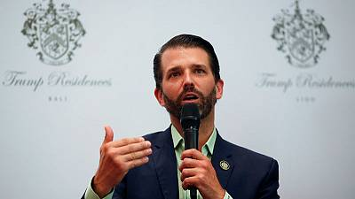 Trump Jr touts 'dream' Indonesia projects, denies any conflicts