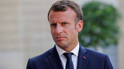'Wanted' - Macron farming MP targeted in latest French protest