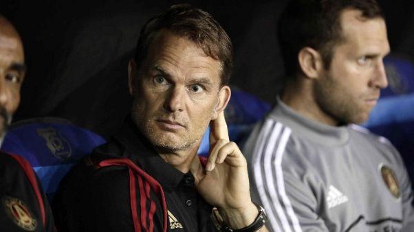 Calcio donne: De Boer contro 'equal pay'