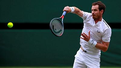 Murray expects to be back to peak physical fitness by January