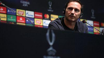 Supercoppa: Lampard, arbitra è storico