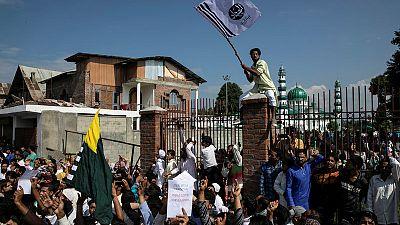 قاض: الهند بحاجة لمزيد من الوقت لاستعادة النظام في كشمير