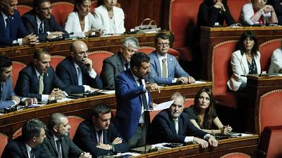 Salvini, non ritiro ministri