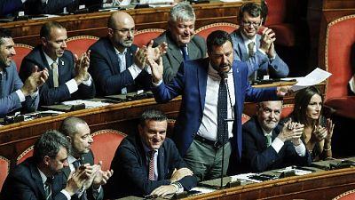 Salvini, ok taglio eletti poi al voto