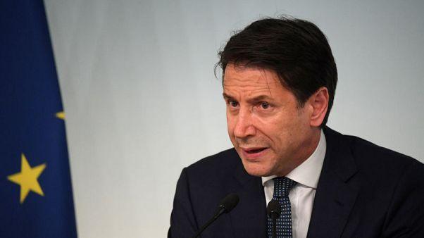Italian PM Conte to address Senate on Aug 20 over govt crisis