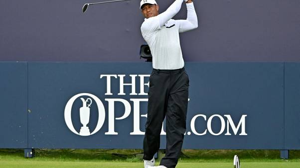 Golf: Woods ready to play in BMW Championship