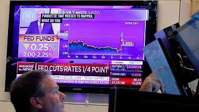 Explainer: Countdown to recession - What an inverted yield curve means
