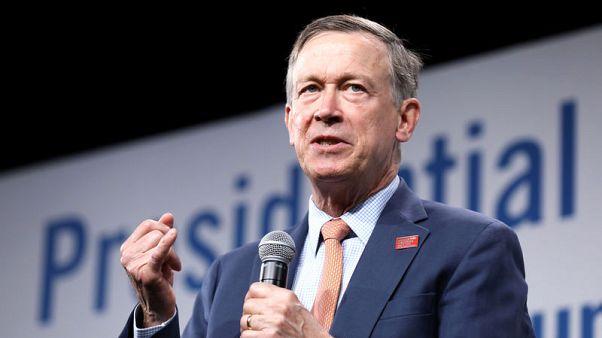 Colorado Ex-Governor Hickenlooper may drop presidential bid for Senate race - report