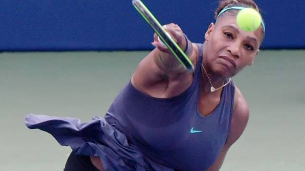 Serena withdraws from Cincinnati Masters with back problems