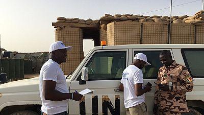 A Tessalit, dans le Nord du Mali, les Volontaires des Nations Unies jouent un rôle essentiel pour la Mission