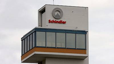 Schindler second quarter profit dives 22% on wage inflation, higher material costs