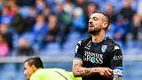 Calcio: il Lecce prende Diego Farias