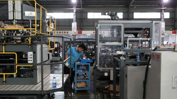 تراجع أداء اقتصاد الصين في يوليو ونمو الإنتاج الصناعي يسجل أدنى مستوى في 17 عاما