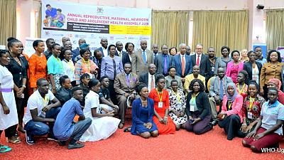 Ministry of Health and Partners Commit to Improving the Quality of Care for Reproductive, Maternal, Neonatal, Child, and Adolescent Health Services in Uganda
