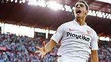 Monaco sign Sevilla striker Ben Yedder as Lopes moves other way