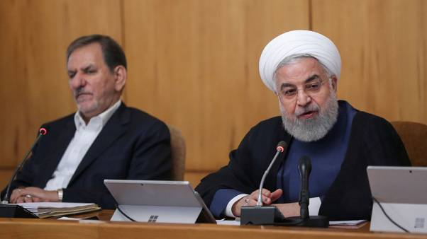Iran's Rouhani says Gulf countries can protect region's security