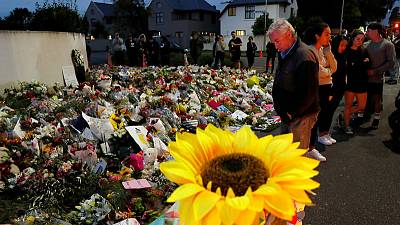 Accused New Zealand gunman's letter from jail circulates online