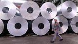 """الاقتصاد الألماني المنكمش """"على شفا الركود"""" مع تراجع الصادرات"""