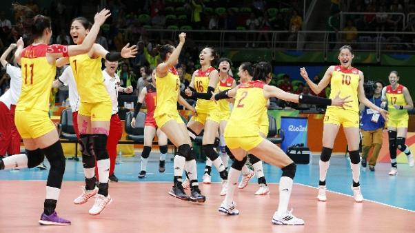 Volley: epo, 4 anni a cinese Yan Fangxu