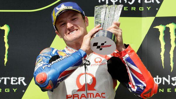 Miller staying with Pramac Ducati MotoGP team in 2020
