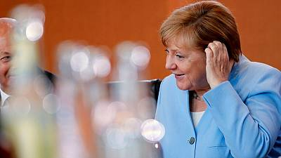 Merkel wants close Britain-EU partnership after Brexit