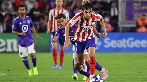 Fearless teenager Felix leads charge of refreshed Atletico