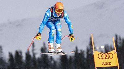 Innerhofer torna su sci dopo infortunio