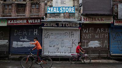 Sikh leader in Kashmir raps India's revoking of region's autonomy