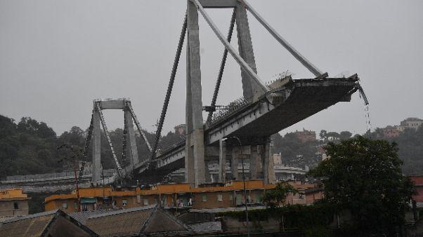 Ponte Genova:Lega B e Lega Pro ricordano