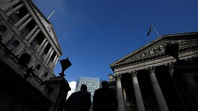 UK yield curve inverts for first time since 2008 as global market gloom sets in