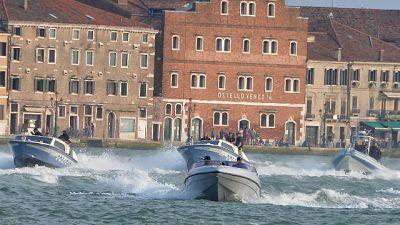 Venezia: da lunedì targhe alterne
